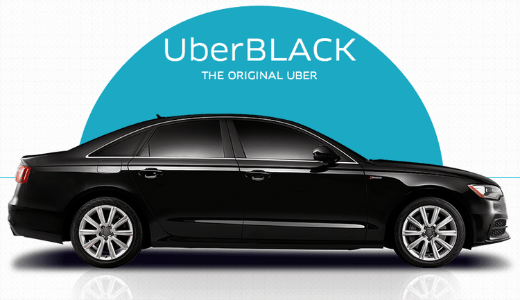 Uber Car Service Pricing
