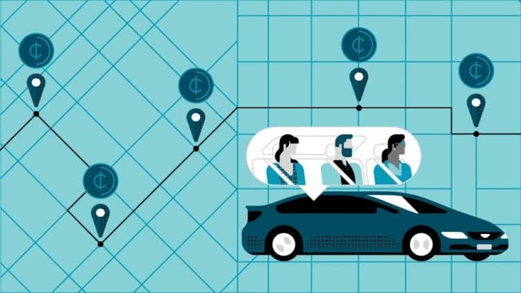 Uber vs. Lyft Coverage Areas