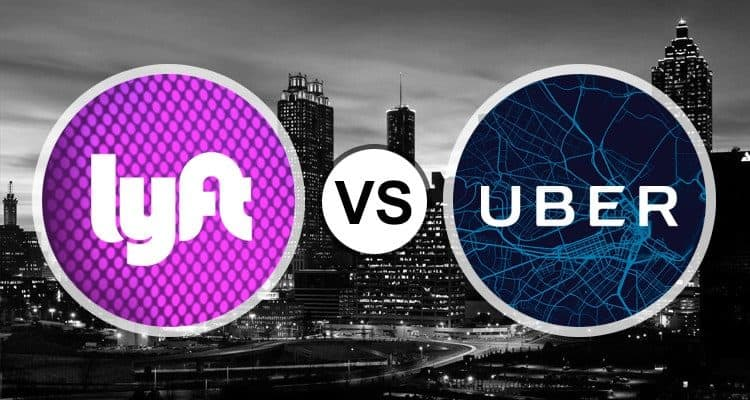 10 Incredible Differences | A Lyft vs. Uber Rideshare Clash