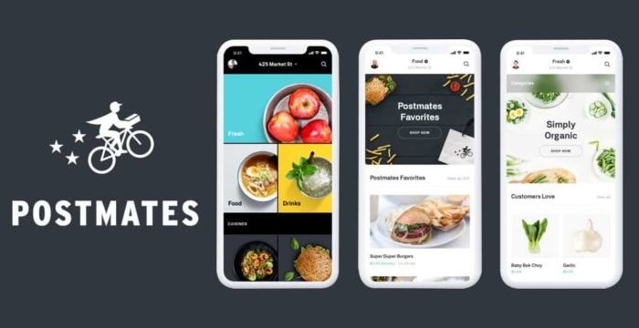 Postmates Referral Program