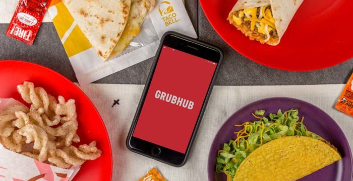 GrubHub Review Taco Bell